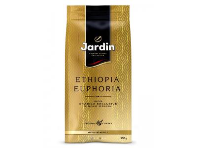 Кофе молотый Jardin Ethiopia Euphoria (Жардин Эфиопия Эйфория), 250г