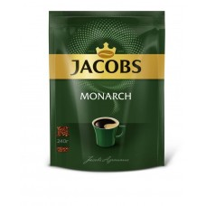 Кофе Якобс Монарх (растворимый), 240 гр.