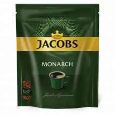 Кофе растворимый Jacobs Monarch, 150 гр.