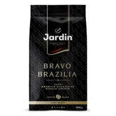 Кофе в зернах Jardin Bravo Brazilia (Жардин Браво Бразилия), 1кг
