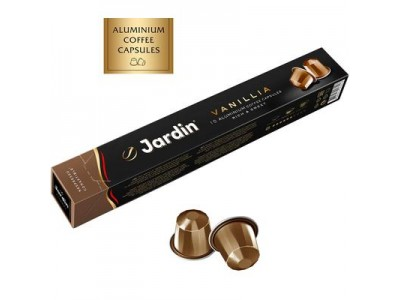Кофе в капсулах, совместимых с системами Nespresso Jardin Vanillia (Жардин Ваниллиа), 10*5г