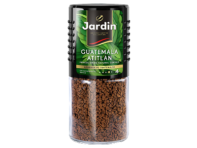 Кофе растворимый Jardin Guatemala Atitlan (Жардин Гватемала Атитлан), 95г